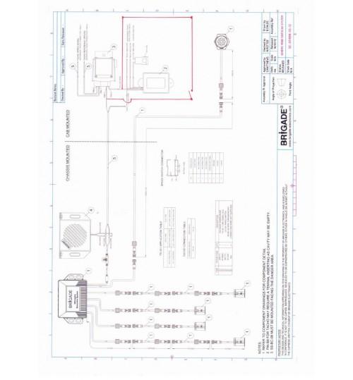 sidescan sensor system
