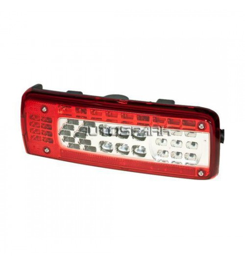 LED Rear Combination Lamp w/o NPL with Back Up Alarm RH 159510