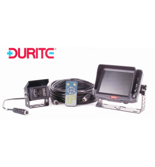 Durite Reverse Camera System 5 inch Screen 077625