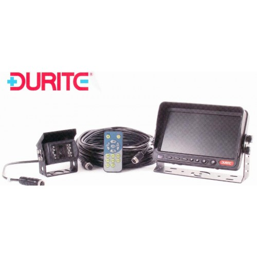 Durite Reverse Camera System 7 inch Monitor 077666