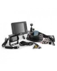 7  Inch  TFT LCD Wireless Colour CCTV Kit  with Speakers BV770
