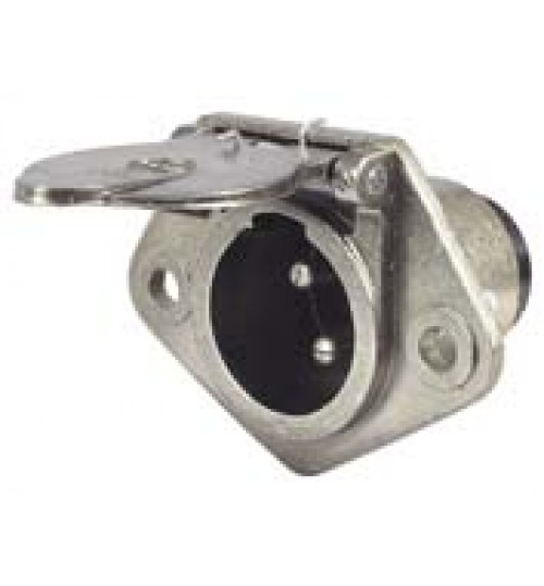 3 Pin Socket 25 - 45 amps 047746