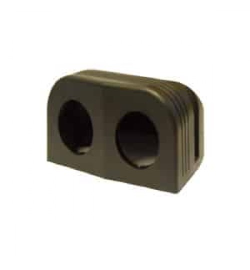 Mounting Housing 2 Hole 28mm 060162
