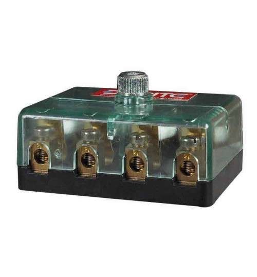 6 Way Continental Type Fuse Box 023600