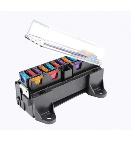 16 Way Standard Blade Fuse Holder  FB12