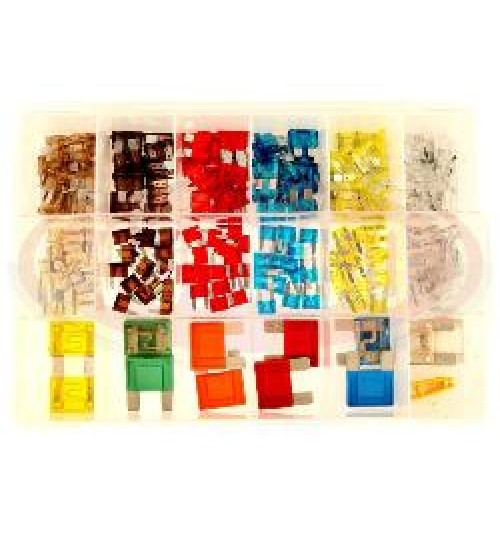 192pcs Blade Fuse Kit   FUSKIT01