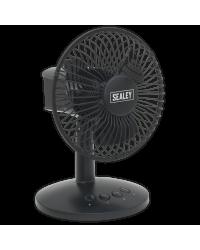 6 Inch 3 Speed Oscillating Fan SFF6USB