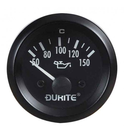 12V Oil Temp Gauge 052315