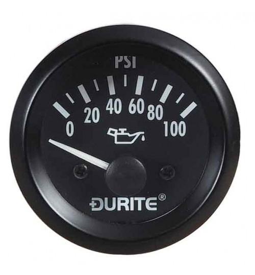 12V Oil Pressure Gauge 052317