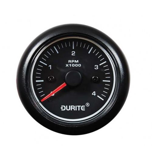 Marine Tachometer 4000 rpm 052510