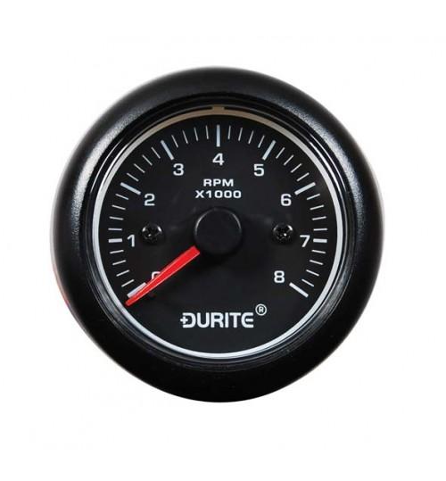 Marine Tachometer 8000 rpm 052520