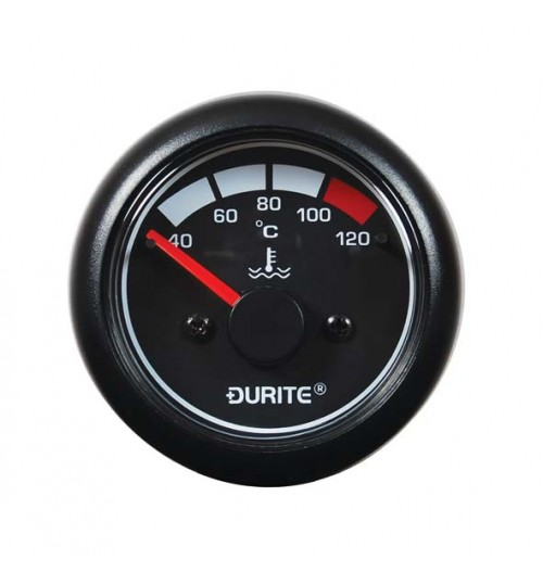 Marine Oil Temperature Gauge 052515
