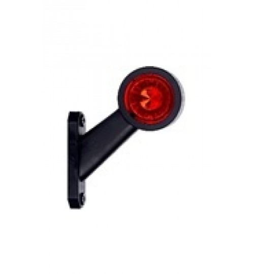 LED Short Oblique Outline Marker Lamp  RH 017230