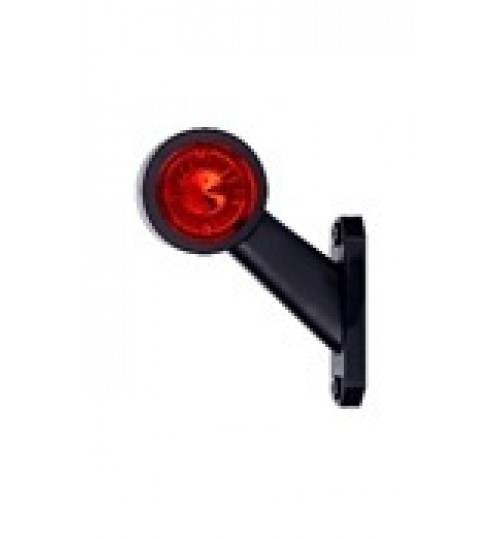 LED Short Oblique Outline Marker Lamp LH 017231