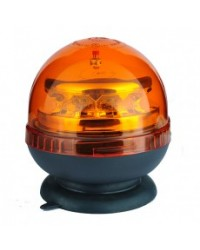 R10 R65 Magnetic Mount Rechargeable LED Beacon 12/24V 044515