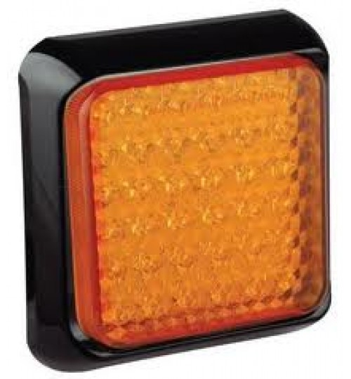 Square Rear Indicator Lamp 100AME