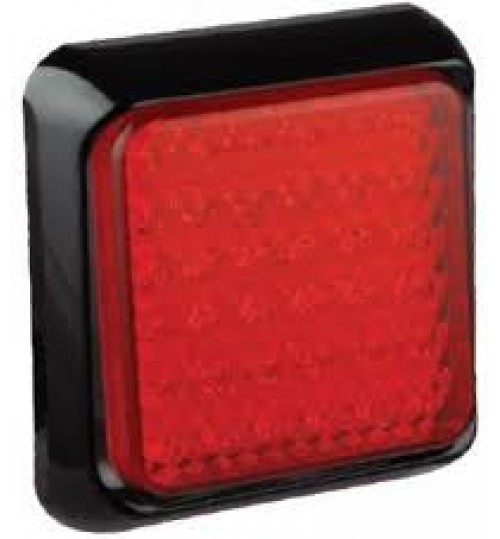 Square Stop and Tail Lamp 100RME