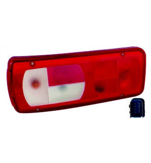 Rear Combination Lamp Replacement Lens LH 055020