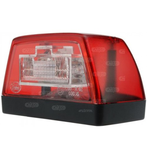 LED Number Plate Lamp 171624