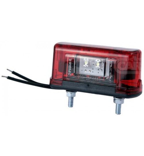 LED Number Plate Lamp 171715