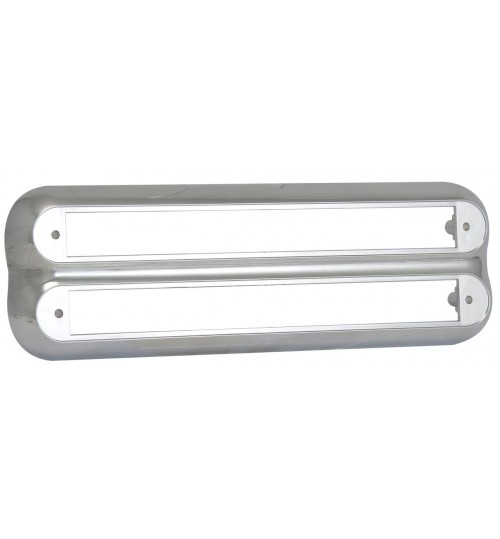 235 Series Chrome Double Bracket 235C2B