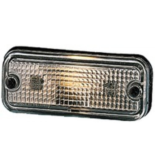 Clear Side Marker Lamp 2PF961167021