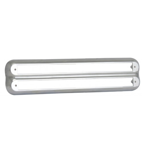 380 Series Chrome Double Bracket 380C2B