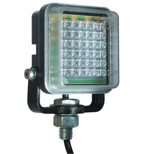 Amber LED Flashing Lamp 497022
