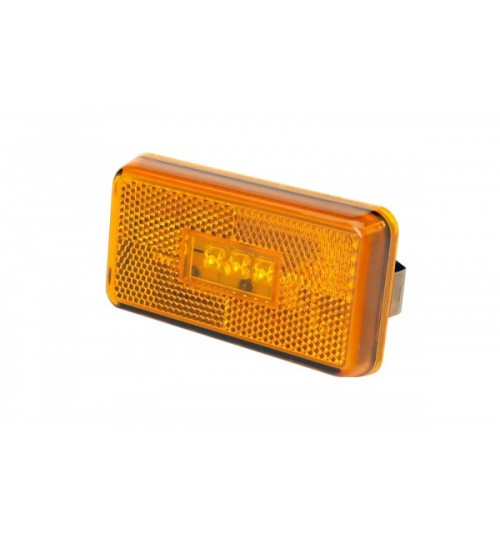 LED Amber Side Marker Lamp 6150300