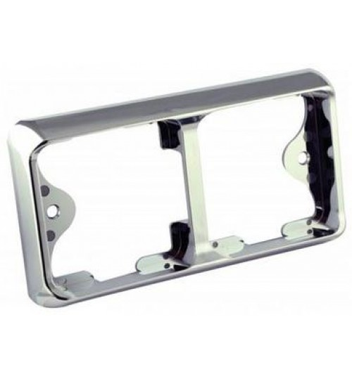 80 Series Chrome Double Bracket 80B2C