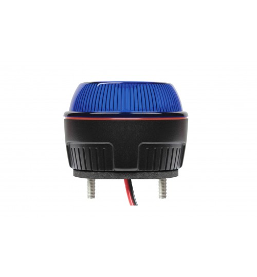 2 Bolt Fixing R10 LED Beacon Blue  AMB49U