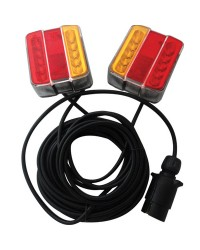 Magnetic LED Trailer Lamps CA9554
