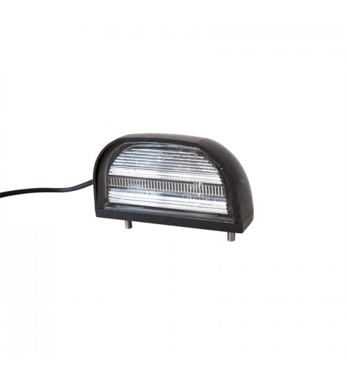 Compact LED Number Plate Lamp 86800