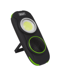 Rechargeable Torch with Wireless Speaker 10W COB LED LED50WS