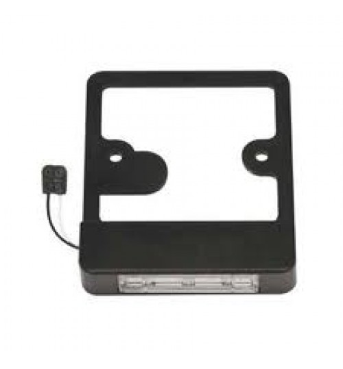 Licence Plate Lamp  with plug LP100M