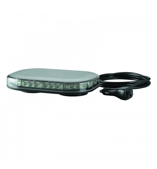Mini LED Lightbar Magnetic Mount MLB246R10ABMVM