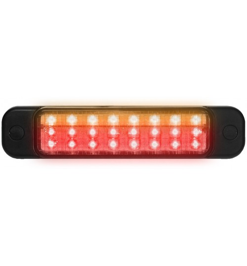 3 Function Slimline Rear Lamp PM1291ARSW