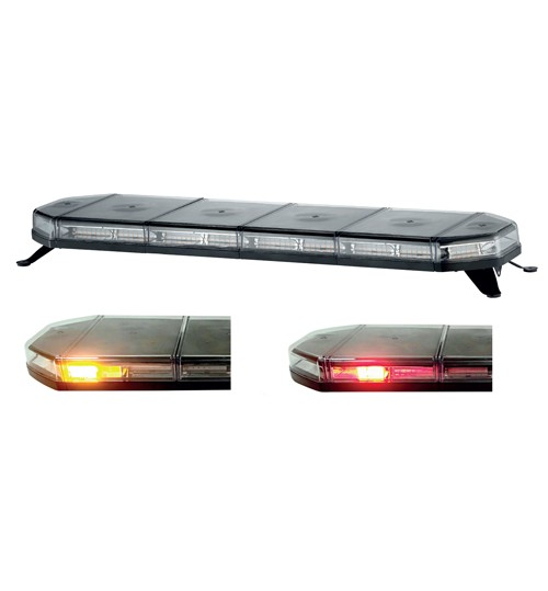 Integrated Amber Light Bar with Rear Lighting RCV9826