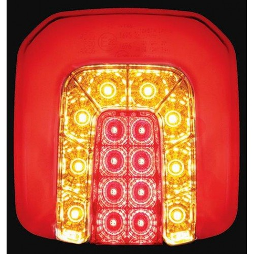 LED Rear Combination Lamp with Number Plate Light RL200