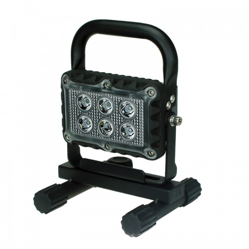 Rechargeable  LED Worklamp with HStand RWL129W18HS