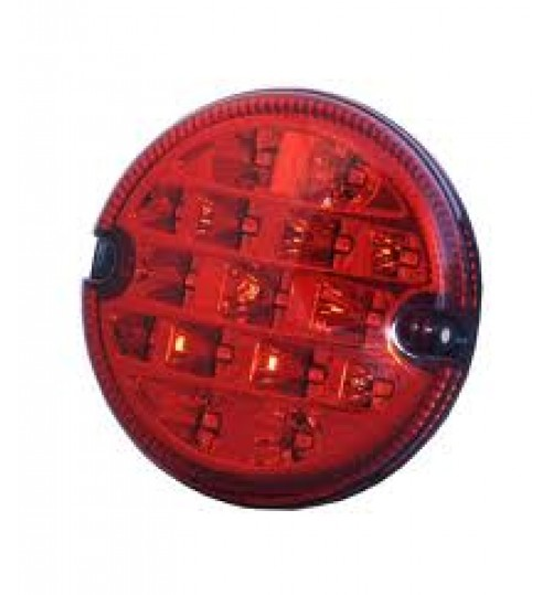 Round Rear Fog Lamp S6079LED