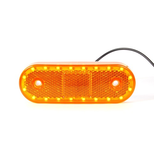 LED Amber Marker Lamp SM4701