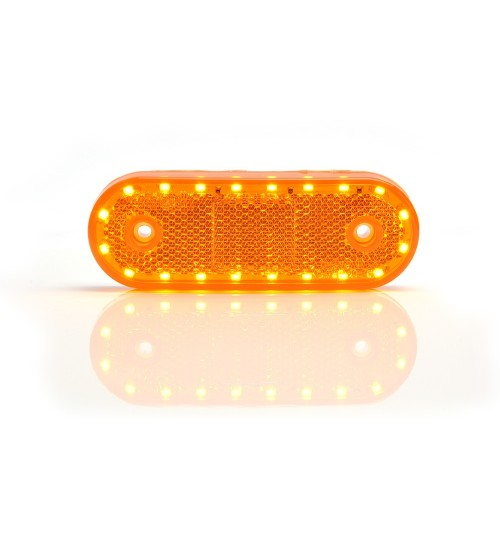 LED Amber Marker Lamp with Indicator SM4701DI