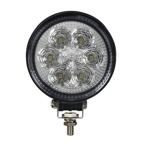 10-80V Round LED Worklamp WL43S