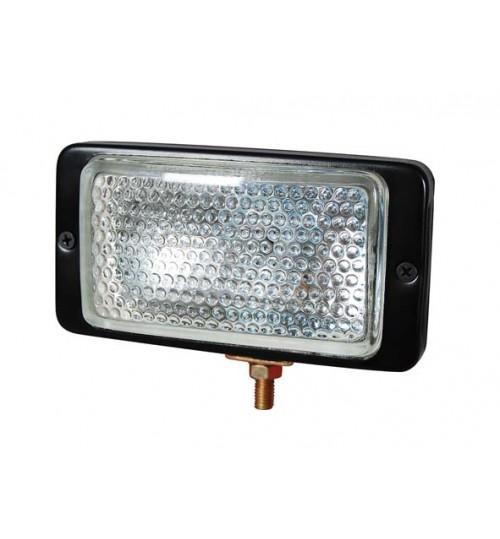 Small Rectangular Worklamp  042010