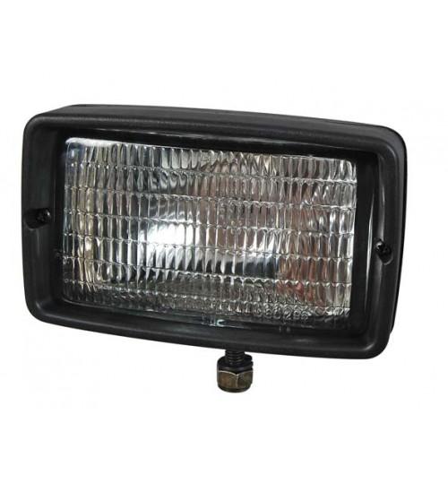 Plastic Body Rectangular Worklamp  042020