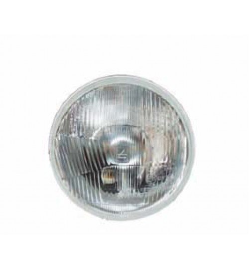 7 Inch Headlamp with Domed Lens 042250