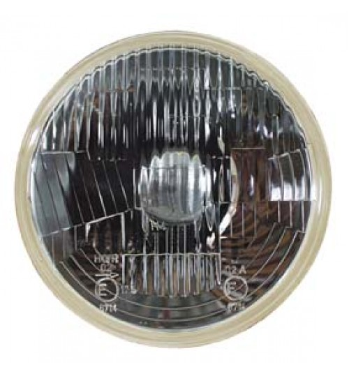 7 Inch Headlamp with Flat Lens 042251
