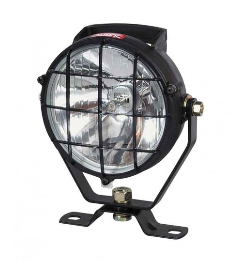 Spotlamp with Black Plastic Body 053712