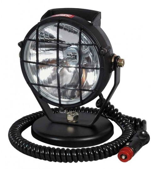 Spotlamp with Grille and Magnetic Base 053755